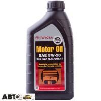 Моторное масло Toyota SM 5W-20 00279-1QT20 946мл