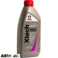 Моторное масло Comma X-TECH 5W-30 1л