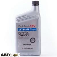 Моторное масло Honda HG Ultimate 5W-30 087989039 0,946л