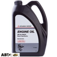 Моторное масло Mitsubishi Engine Oil 5W-30 MZ320364 4л