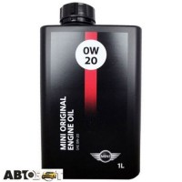 Моторное масло BMW MINI Original Engine Oil Longlife-14 FE+ 0W-20 83 212 365 927 1л