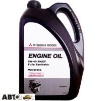 Моторное масло Mitsubishi ENGINE OIL 5W-40 MZ320362 4л