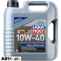 Моторное масло LIQUI MOLY MoS2 LEICHTLAUF 10W-40 1917 4л