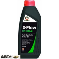 Моторное масло Comma X-FLOW G 5W-40 1л