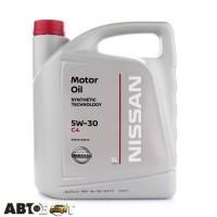 Моторное масло Nissan Motor Oil DPF 5W-30 KE90090043 5л