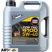 Моторное масло LIQUI MOLY TOP TEC 4100 5W-40 7547 4л