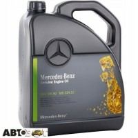Моторное масло Mercedes-benz 5W-30 229.52 A000989950213AMEE 5л