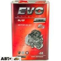 Моторное масло EVO E3 15W-40 4л