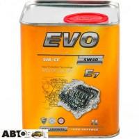 Моторное масло EVO E7 5W-40 1л