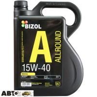 Моторное масло BIZOL Allround 15W-40 B82011 5л