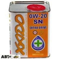 Моторное масло XADO Atomic Oil 0W-20 SN XA 20167 1л