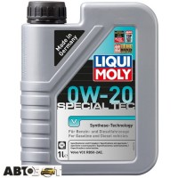 Моторное масло LIQUI MOLY SPECIAL TEC V 0W-20 20631 1л
