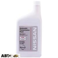 Трансмиссионное масло Nissan ATF Matic Fluid D 999MPAA100P 1л