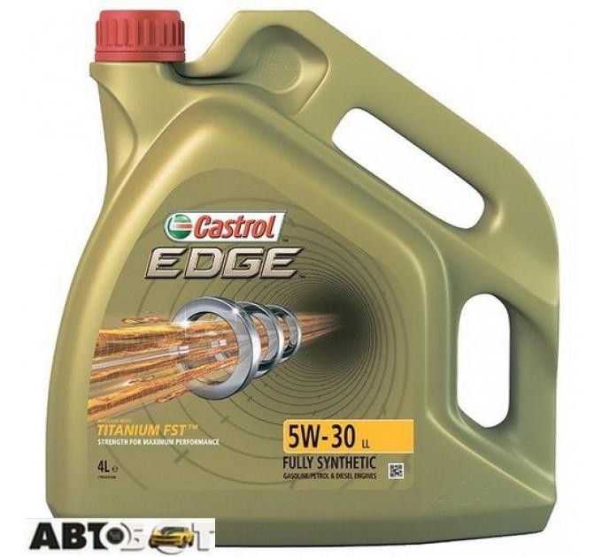 Моторное масло CASTROL EDGE FST 5W-30 LL 5л, цена: 1 349 грн.