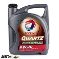 Моторне масло TOTAL Quartz Future NFC 5W-30 4л