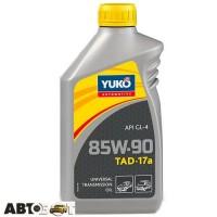 Трансмиссионное масло Yuko ТАД-17а 1л