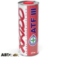 Трансмиссионное масло XADO Atomic Oil ATF III XA 20120 1л