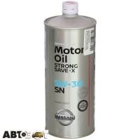 Моторное масло Nissan Strong Save X SN 5W-30 KLAN5-05301 1л