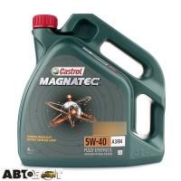 Моторное масло CASTROL Magnatec 5W-40 A3/B4 4л