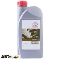 Трансмиссионное масло Toyota Gear Oil 80W-90 0888580616 1л
