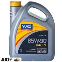 Трансмиссионное масло Yuko ТАД-17а 3л