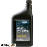 Трансмиссионное масло Mazda ATF M3 (000077110E01) 1л