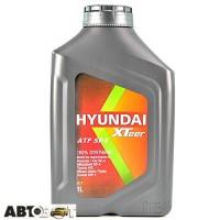 Трансмиссионное масло Hyundai XTeer ATF SP-4 1л