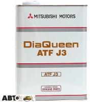 Трансмиссионное масло Mitsubishi ATF J3 4031610 4л