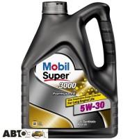 Моторне масло MOBIL Super 3000 X1 Formula FE 5W-30 4л