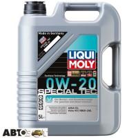 Моторное масло LIQUI MOLY SPECIAL TEC V 0W-20 20632 5л