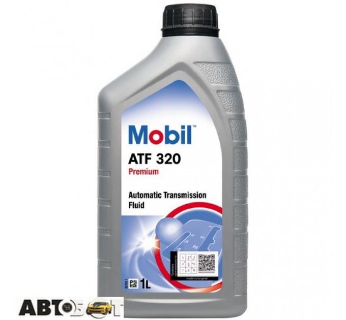 Трансмиссионное масло MOBIL ATF 320 1л, цена: 190 грн.