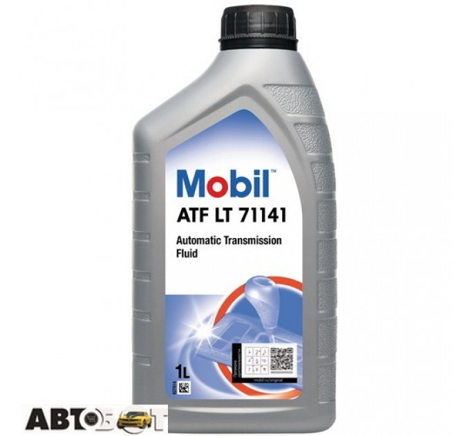 Трансмиссионное масло MOBIL ATF LT 71141 1л, цена: 234 грн.