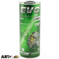 Трансмиссионное масло EVO DF 80W-90 GL-5 1л