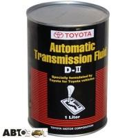 Трансмиссионное масло Toyota Auto Fluid D-II 08886-81006 1л
