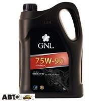 Трансмиссионное масло GNL Synthetic 75W-90 API GL-4 4л