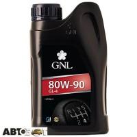 Трансмиссионное масло GNL 80W-90 API GL-4 1л