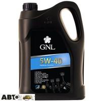 Моторное масло GNL Premium Synthetic 5W-40 4л