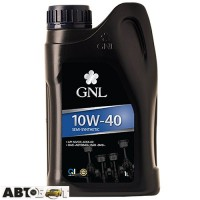 Моторное масло GNL Semi-Synthetic 10W-40 API SG/CD 1л
