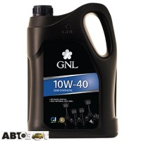 Моторное масло GNL Semi-Synthetic 10W-40 API SG/CD 4л