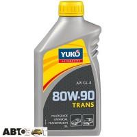 Трансмиссионное масло Yuko TRANS 80W-90 GL-4 1л