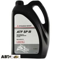 Трансмиссионное масло Mitsubishi ATF SP III MZ320216 4л