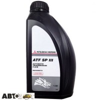 Трансмиссионное масло Mitsubishi ATF SP-III MZ320215 1л