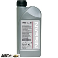 Трансмиссионное масло Nissan MT XZ Gear Oil 75W-80 KE916-99932 1л