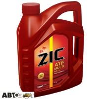 Трансмиссионное масло ZIC ATF MULTI HT 4л