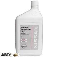 Трансмиссионное масло Nissan ATF Matic-S 999MP-MTS00P/999MP-MAT00S 0.946л
