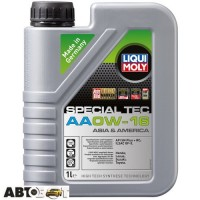 Моторное масло LIQUI MOLY SPECIAL TEC AA 0W-16 21326 1л