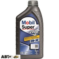 Моторное масло MOBIL Super 2000 X1 5W-30 1л