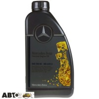Моторное масло Mercedes-benz Genuine Engine Oil MB 229.3 5W-40 A000989910211AHFE 1л