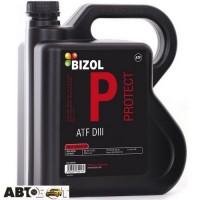 Трансмиссионное масло BIZOL Protect ATF DIII B87111 5л