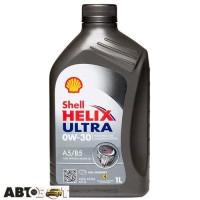 Моторное масло SHELL Helix Ultra A5/B5 0W-30 1л